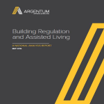 Building Regulation and Assisted Living A National Analysis Report (FULL REPORT)