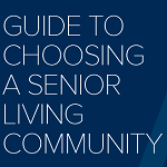 Argentum Guide to Choosing a Senior Living Community
